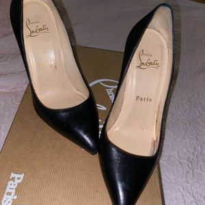Christian Louboutin Pigalle 4.5